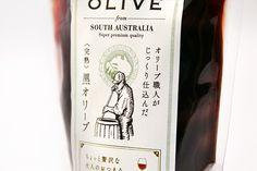 Kiyoe Black Olive Package on Behance