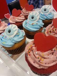 Eye Love Cupcakes