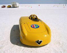 boxer12c: Alfa Romeo Duetto Bonny Bonneville, 2001 :::⊽:::