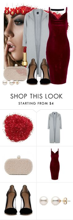 """""""Untitled #797"""" by brandi-gurrola on Polyvore featuring New Look, Santi, WithChic and Gianvito Rossi"""