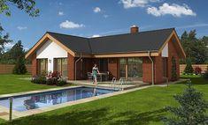 Projekt bungalovu Kamil obr.987