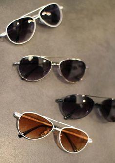 Mini Aviator Sunglasses||Color Me WHIMSY