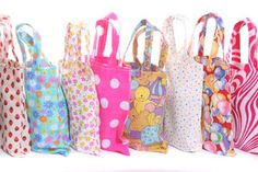 Fabric Party Bags from the UK (charliemoos.co.uk)