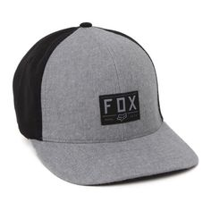 Fox Linger Flexfit Hat ( 29) ❤ liked on Polyvore featuring men s fashion 94e0b7ebd24b