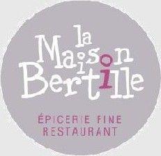 restaurant + salon de thé + épicerie fine: LA MAISON BERTILLE // 10 Rue des 3 croissants 44000 Nantes