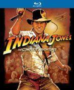 Indiana Jones: The Complete Adventures on Blu-Ray