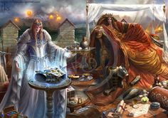 Master and Commander by Irulana.deviantart.com on @DeviantArt