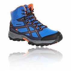 Regatta Girls Kota Jnr Low Rise Hiking Boots