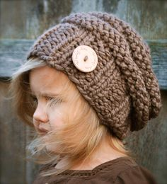 Ravelry: Brielle Slouchy pattern by Heidi May