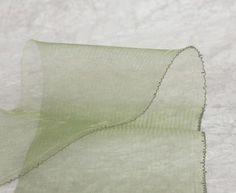 Olive Green Horsehair (Crin)