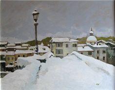 inverno a Pontremoli