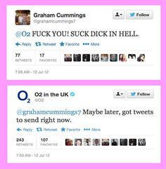 When O2 gave zero fucks. | 14 Times Brands Showed Their Sassy Side On Twitter