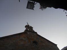 Espadaña de Nuestra Señora de la Asunción.