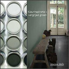 Kleurinspiratie: vergrijsd groen flexa energized moss