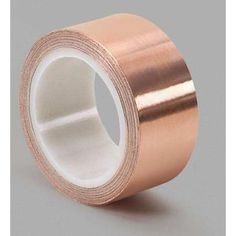 3M PREFERRED CONVERTER 1125 Foil Tape, 1/2 In. x 6 Yd., Copper