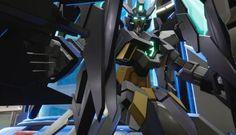 PS4 Exclusive New Gundam Breaker Reveals Gundam AGEII Magnum and Gundam Base with New Screenshots: New Gundam Breaker for PS4 will include…