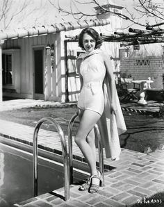 """The photo """"Ann Dvorak"""" has been viewed 634 times. Old Hollywood Glam, Golden Age Of Hollywood, Hollywood Stars, Classic Hollywood, Donna Reed, Hollywood Pictures, Swimsuit Edition, Jane Fonda, Sophia Loren"""