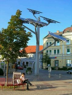 SOON SOLARS PANELS WILL BE OUR WAY OF LIFE...