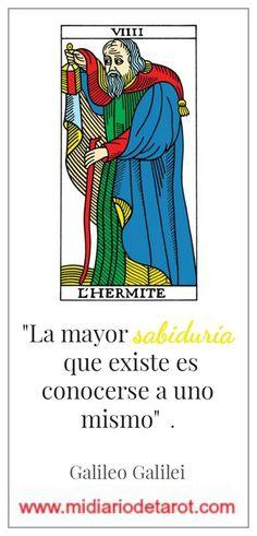 TAROT ARCANO MAYOR IX, EL ERMITAÑO Tarot Gratis, Tarot Meanings, Reading Tips, Spiritual Messages, Tarot Cards, Spirituality, Thoughts, Feelings, Infj