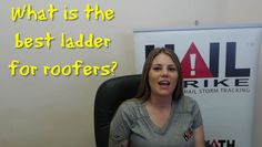 What is the best ladder for a roofer?   Ninja Roofer Chick shares her insights on #BeABetterRoofer