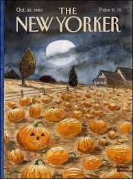 Image result for new yorker halloween cover