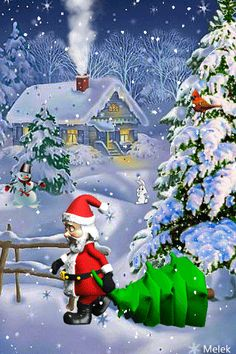 Merry Christmas Greetings, 3d Christmas, Christmas Drinks, Modern Christmas, Christmas Images, Beautiful Christmas, Xmas, Mery Chrismas, Advent