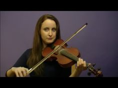Beginner Irish Fiddle Lesson: Learn Your First Irish Tune With Niamh Dunne & Animated Diagrams - YouTube