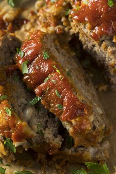 The BEST meatloaf! My family loves this recipe. Just 4 simple ingredients!