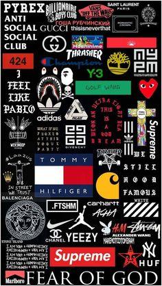 Tumblr Wallpaper, Wallpaper Backgrounds, Bape Wallpaper Iphone, Supreme Iphone Wallpaper, Hype Wallpaper, Mobile Wallpaper, Cool Wallpaper, Supreme Logo, Supreme Sticker