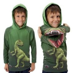 Harrison is totally getting this! How cool!
