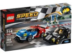 Last week, we saw the product images of the Winter 2017 LEGO Speed Champions sets and today we now have the box art images. Lego Cars, Lego Auto, Race Cars, Ford Gt40, Ford Motor Company, Ford Gt 1966, Lego Speed Champions Porsche, Porsche Sports Car, Lego City Police