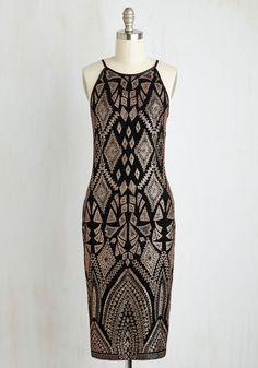 Sparkle-Spirited Dress
