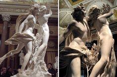 Bernini: Apollon and Daphne