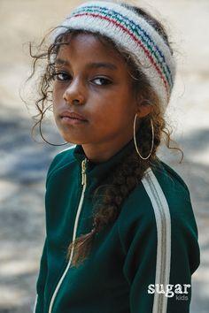 Zoe from Sugar Kids for Hooligans Magazine by Jotaeme. #KidsFashionCampaign