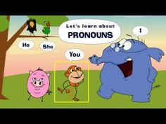 Kids Educational Videos - Fun song for children!!  Watch and dance to this fun song while revising pronouns.  Find more @ http://www.magicpathshala.com