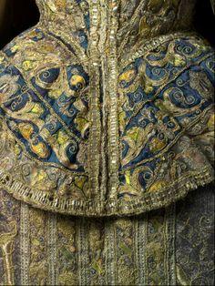 Ensemble Date: late 16th century Culture: Spanish Medium: silk, linen