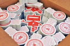 30 Creative Examples of Sticker Design