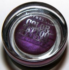 Amazon.com: Maybelline Color Tattoo Eyeshadow Limited Edition - Fuchsia Fever: Beauty
