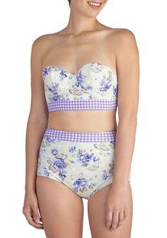 Basking in Style Swimsuit Bottom | Mod Retro Vintage Bathing Suits | ModCloth.com