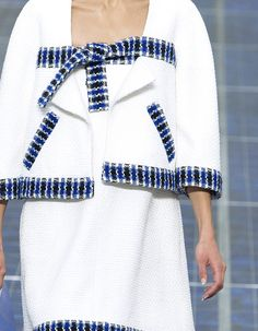 Chanel Ready To Wear Spring 2013