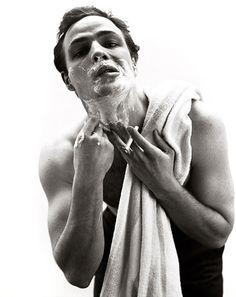 Brando by Avedon