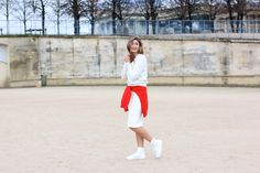ANNA RIKE, almost christmas outfit at Tuileries Paris annarike.com