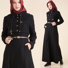 Koleksiyonumuzda pek çok #tamboy  #kaşe #manto bulabileceğini biliyor muydun?   Have you discovered our #wool #maxi #coats ? #Kayra #hijab #hijabstyle #tesettür #kaban