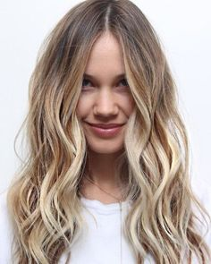 Hair color inspiration... the perfect dirty blonde