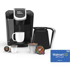 Keurig 2.0 K300 with $30 Gift Card, Coffee Brewing System with Carafe
