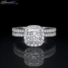 Yes please!!  2.5 ct Cushion VS Diamond Engagement Ring by DiamondsJewelForever, $7121.85