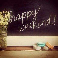 Happy weekend pinners!! :)
