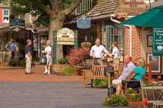 Enjoy shopping at Kitchen Kettle Village in Lancaster Pennsylvania