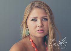 High school senior photo indoors by Tiny Tribe Photography - Houston, TX custom portrait photographer.  832.736.8469 | info@houstontxphotography.com