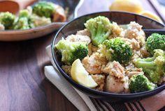 Chicken and Broccoli Quinoa
